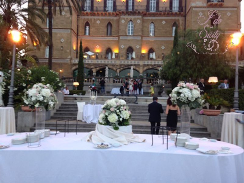5 star Hotel weddings in Sicily