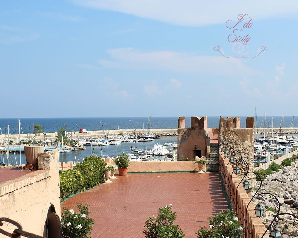 Il Castello venue for your marriage in Sicily