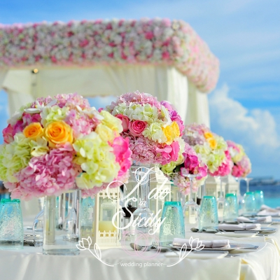 Wedding Decoration - Wedding Planner Services Sicily