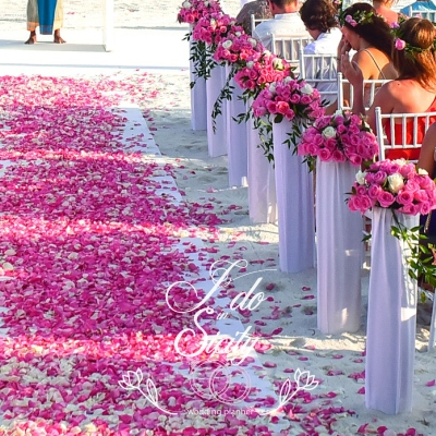Flowers - Wedding Planner Services Sicily